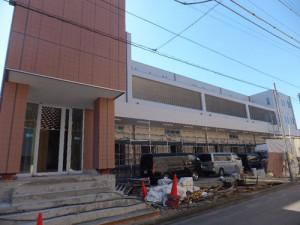 増田屋玄関